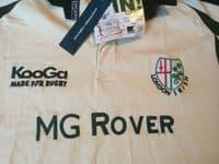 Classic Rugby Shirts   2001 London Irish Vintage Old Retro Jerseys